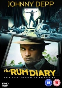The Rum Diary / Film-Cover