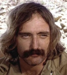 "Dennis Hopper in ""Easy Rider"" (1969)"