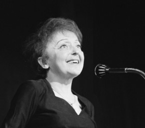 Édith Piaf in Rotterdam (1962)